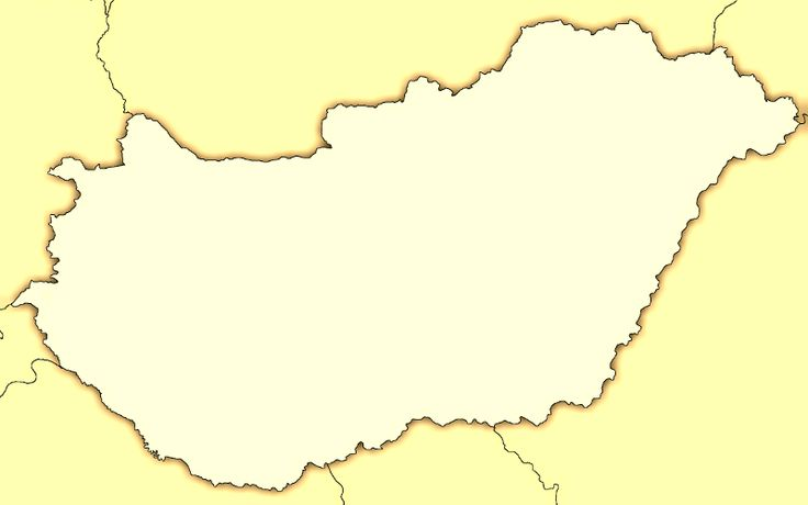 Magyarország vaktérképe