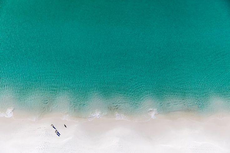Hyams Beach.