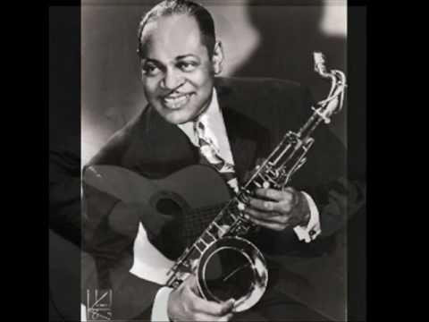 Coleman Hawkins, Django Reinhardt  - STARDUST [from YouTube user konidolfine's 78rpm record collection]