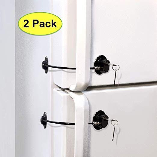 Amazon Com Fridge Lock Refrigerator Lock Mini Fridge Lock File Cabinet Lock Drawer Lock Lock For Cabinet Chi Refrigerator Lock Fridge Lock Refrigerator