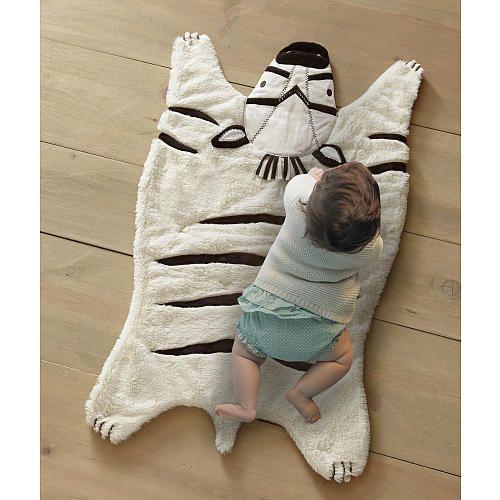 "Levtex Baby Zebra Throw - Levtex Baby - Babies ""R"" Us"