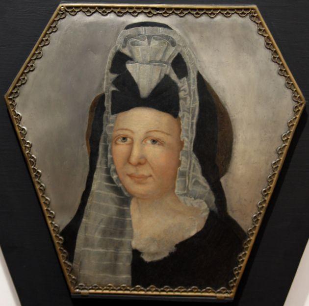 Elżbieta Bronikowska (1634-1696), about 1670, Museum in Międzyrzecz