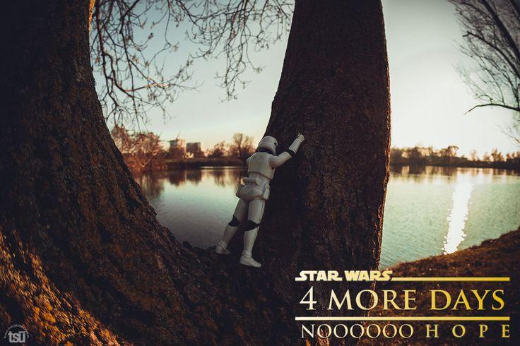 #StarWars #stormtrooper #countdown #LifeOfFigures #theforceawakens #illstarwars