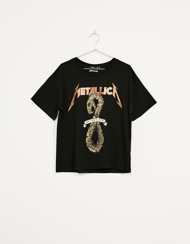 Metallica Band Merch