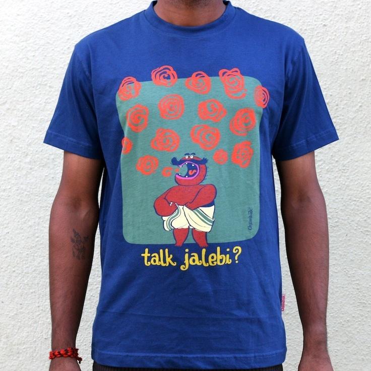 Jalebi Talk T Shirt