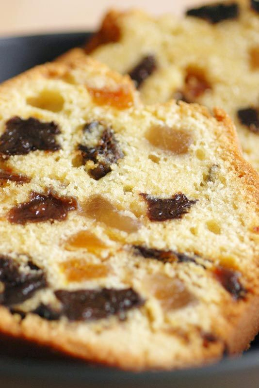 Easy Fruit Cake Recipe With Candied Fruit