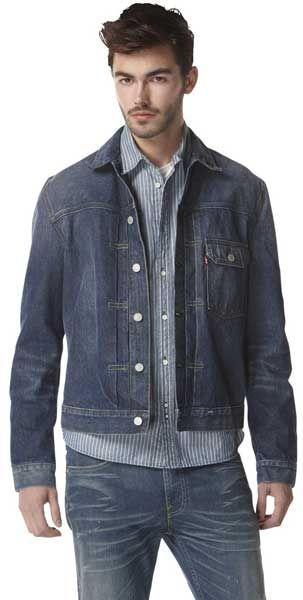 veste en jeans pour homme vetements mode 2 mode 2 conseil mode homme non classe