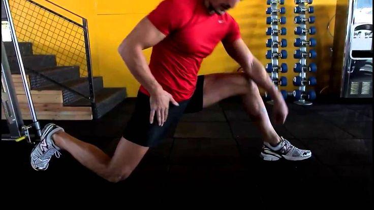 1 Haftada 5 Kilo Verdiren Bacak Kalça Egzersizleri