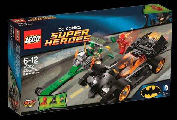 ¿Quieres llevarteel set de LEGO que sorteamos, con motivo del Día de Batman el próximo 23 de julio? Para participar sólo debes rellenar la información de nuestro formulario al final del post, de la sección de concursos de nuestra WEB.