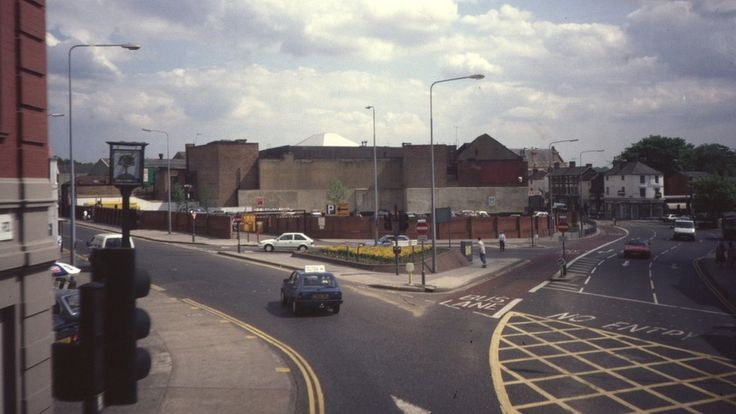 Woodbridge Road, Ipswich, 1980s