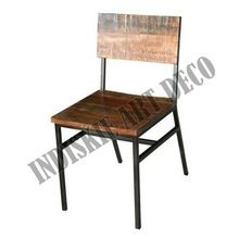 vintage industriale sedia
