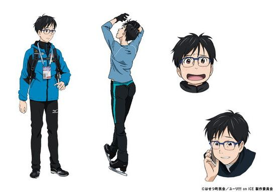 Yuri!!! on Ice TV Anime Casts Jun Fukuyama - News - Anime News Network