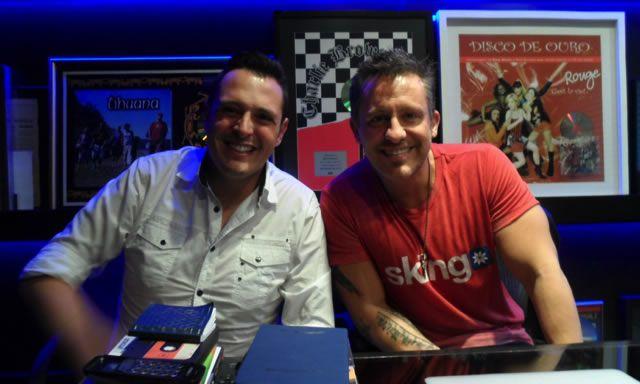 Em entrevista exclusiva o produtor Rick Bonadio falou pela primeira vez sobre o seu projeto sertanejo.
