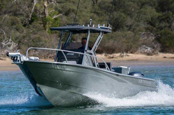 6m Centre Console Plate Boat