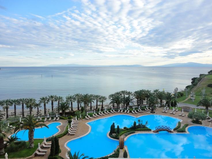 Sani Beach Hotel, Sani Resort, Halkidiki
