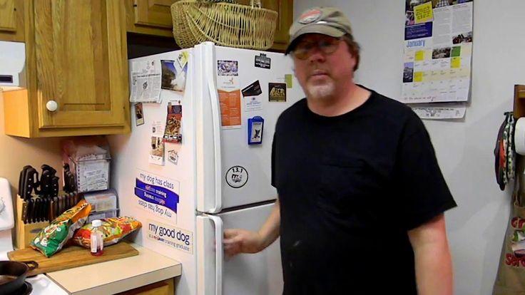 Save energy/money cleaning refrigerator.(energy saving)