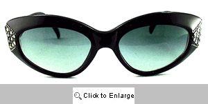 Raven Starlet Sunglasses - 221 Black