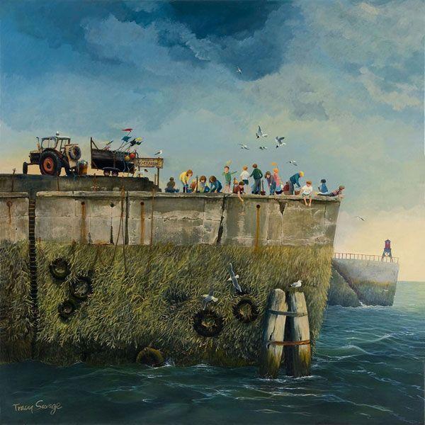 Tracy Savage - No Crabbing