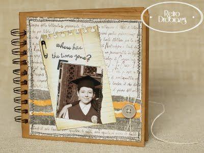 Mini album little boy