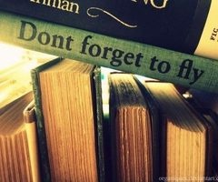 Seriously.Words Of Wisdom, Dont Forget, Old Book, Words Pictures, Inspiration, Don'T Forget, Fly, Cute Quotes, Peter Pan