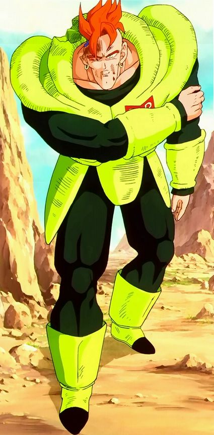 Android 1 | Dragon Ball AF Fanon Wiki | FANDOM powered by ...