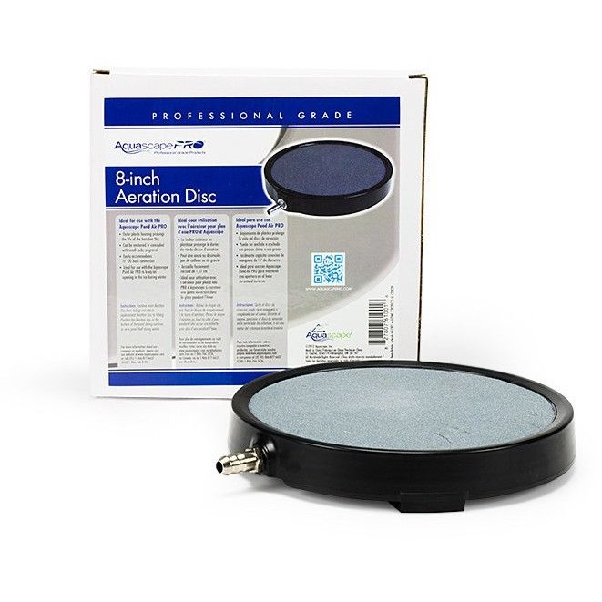 "Pond Aerator PRO 8"" Weighted Aeration Disc"
