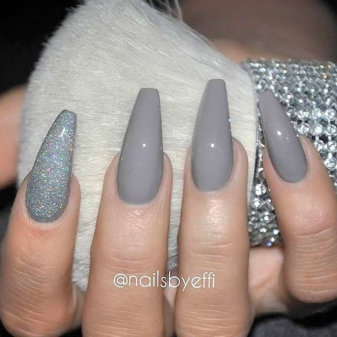 Silver Nail Designs For Prom: 3190 Best N A IlS