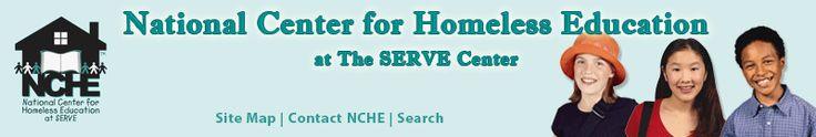 NCHE is the U.S. Department of Education's technical assistance and information center in the area of homeless education.