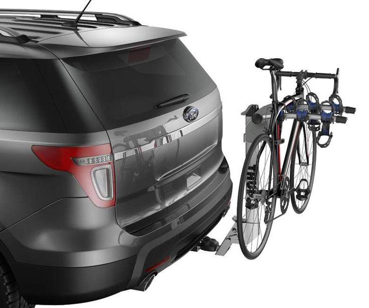 Risultati immagini per thule bike rack hatchback