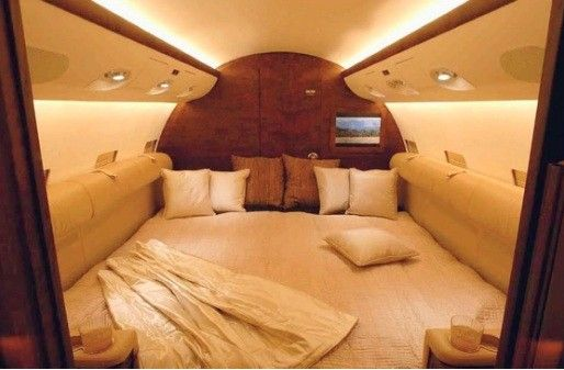 Private Jets With Bedrooms