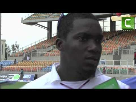Jerome Taylor- I'm only one! Press Conference 12.06.2015
