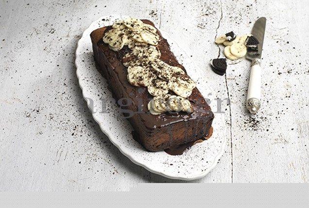 Κέικ μπανάνας με ΟREO