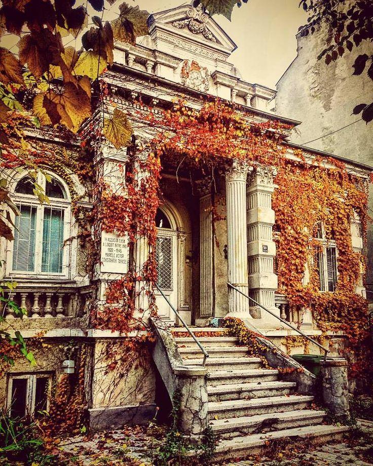 Casa in care a locuit actorul Constantin Tanase. Foto: Emanuel #Ailenei