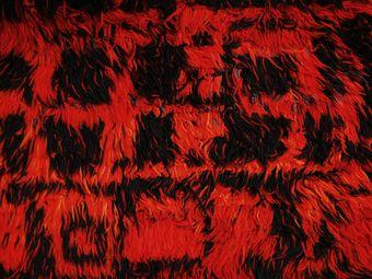 Finnish Rya by Leena-Kaisa Halme $3000 @ Baxter & Liebchen, NYC 212 431 5050 or info@baxterliebchen.com