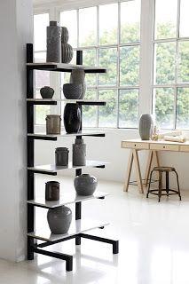 Nuevo escritorio de #HouseDoctor en madera clara. Combinarlo con materiales más crudos como cobre, metal y piedra. #estilonordico #diseñodanes #muebles #style #design #home #casa