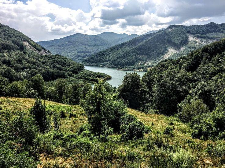 Barajul Siriu, Buzau, Romania