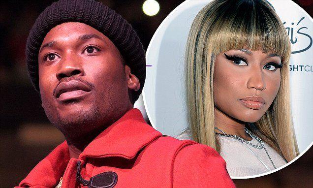 Nicki Minaj and boyfriend Meek Mill in huge blowout over house arrest