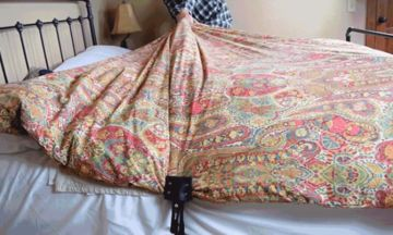 This Genius Invention Will Stop Your Partner From Stealing The Quilt
