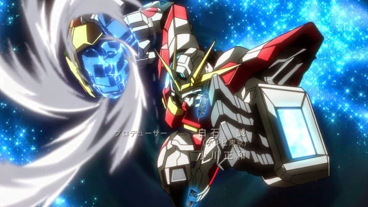 GUNDAM GUY: Gundam Build Fighters Try: Episode 2 'Team Up, Try Fighters' [結成!トライ・ファイターズ] - Video & Screenshots
