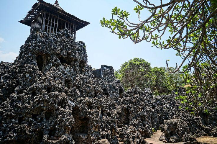 Gua Sunyaragi, Cirebon - Jawa Barat Indonesia