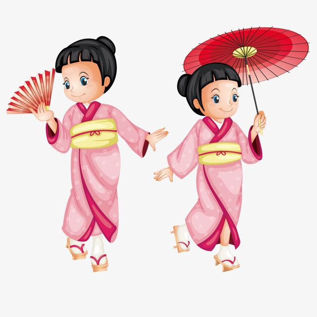 ناقلات الفتاة اليابانية ناقلات فتاة لافتات أزهار الكرز Png وملف Psd للتحميل مجانا Japanese Girl Japanese Cherry Blossom
