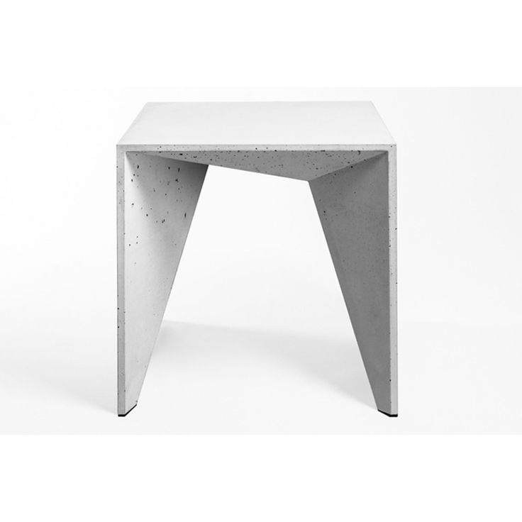 matthias frobse hocker heinrich betonhocker - Einfache Dekoration Und Mobel Interview Mit David Geckeler