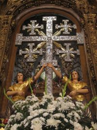 La Cruz de Jerusalén