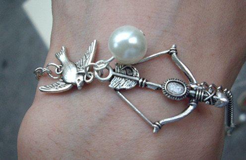 HG charm bracelet