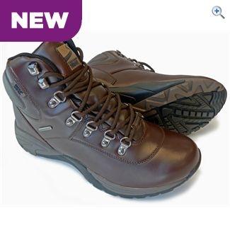 Freedom Trail Derwent II Men's Waterproof Walking Boots   GO Outdoors