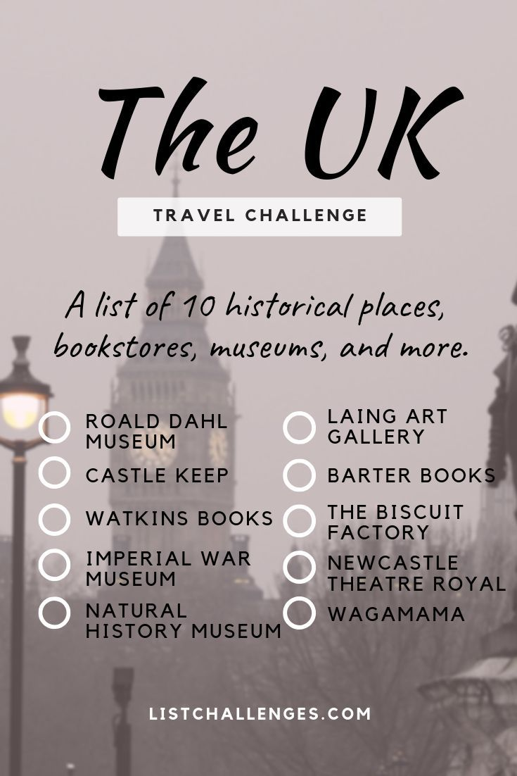 Places To Visit In The Uk With Images Travel List Uk Travel