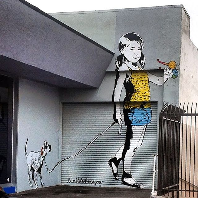 17 best images about homeless youth campaigns on pinterest for Bumble bee mural