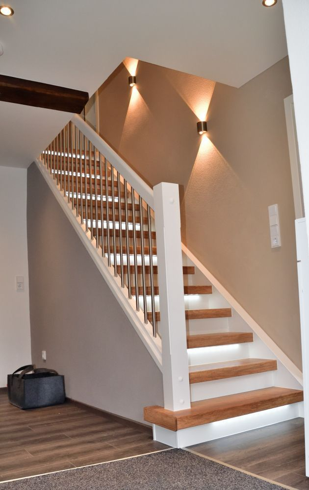 Treppenrenovierung Treppensanierung Vom Profi Makeover