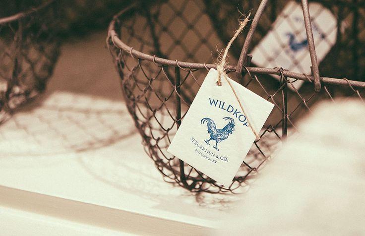 Wildkop - Logo   by Skinn Branding Agency