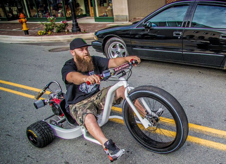 Buy Drift Trikes with a motor, Custom Built